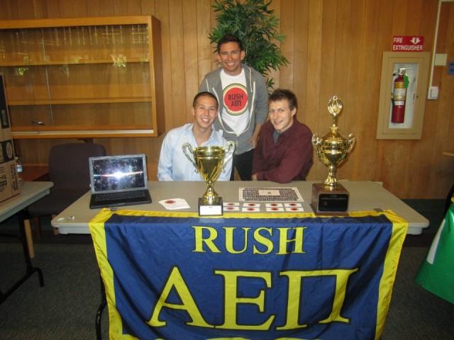 Teach Pledges How to Rush