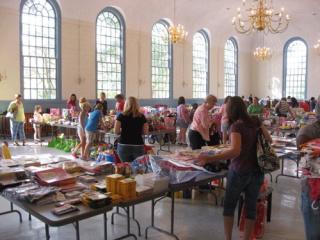 consignment sale fundraiser