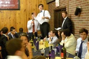 fraternity formal