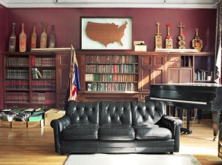 fraterntiy chapter room