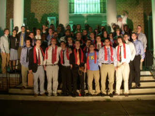 fraternity greatness