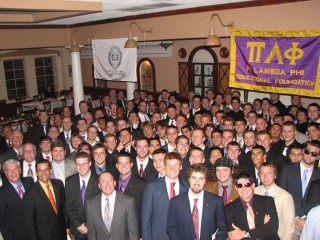 fraternity convention