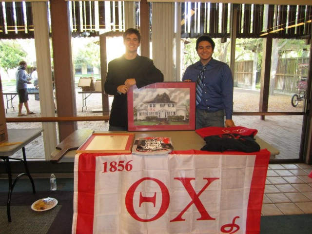 fraternity recruitment
