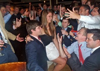fraternity sweetheart