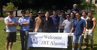 fraternity alumni event