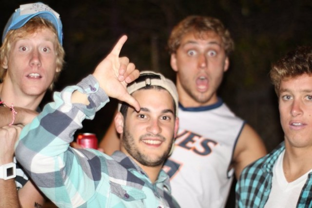 My Fraternity is Ripping Itself Apart