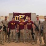 The Difference Between Deploying and Being in a Fraternity