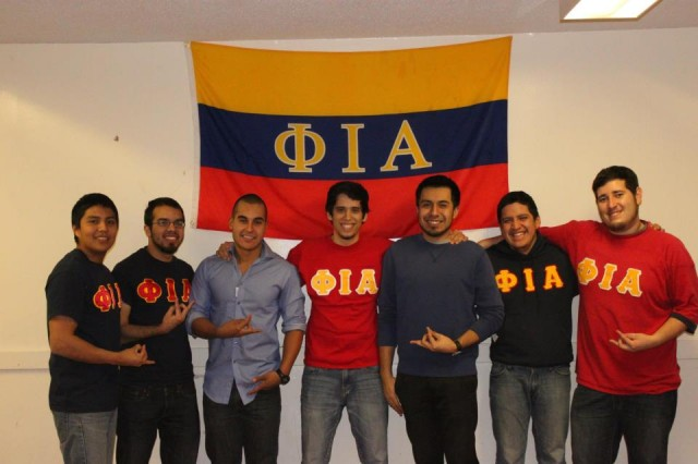 Fraternity is on Social Probation
