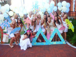 how to become popular with sororities