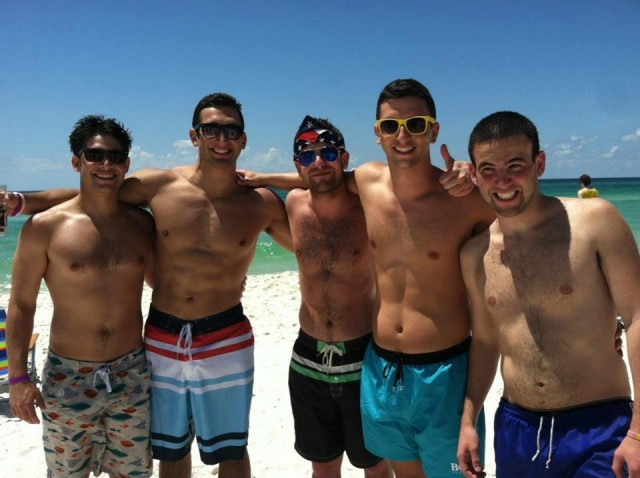 How Do You Make Fraternity Brothers More Brotherly?