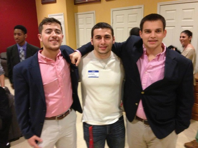 small fraternity