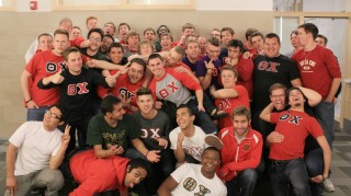fraternity that stands out