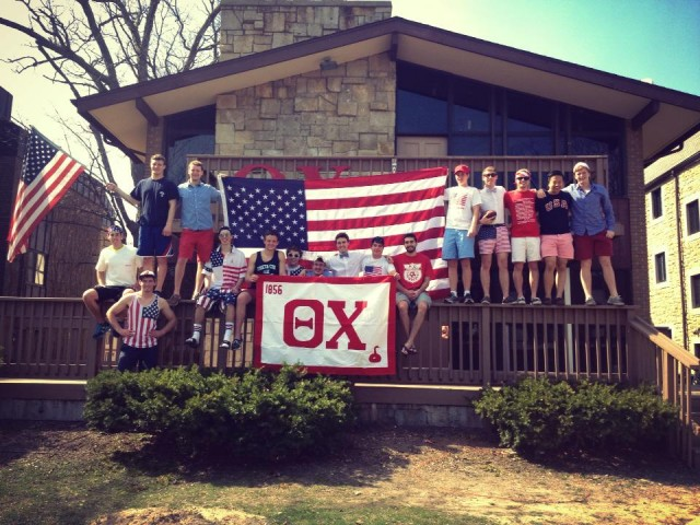 improve fraternity recruitment