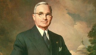 harry truman fraternity
